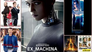 Film in uscita al cinema a luglio 2015