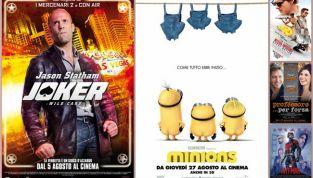 Film in uscita al cinema a agosto 2015