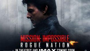 Mission Impossibile - Rogue Nation, il quinto capitolo della serie d'azione