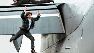 Mission Impossibile - Rogue Nation: tutti i retroscena degli stunt. Tom Cruise ha partecipato in prima persona