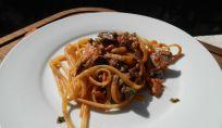 Pasta con alici fresche, tutto il profumo del mediterraneo