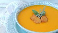 Vellutata di carote col Bimby