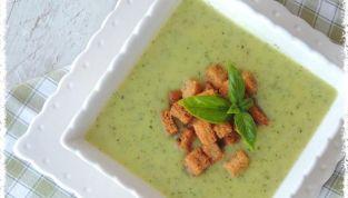 Crema di zucchine col Bimby