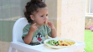 Abitudini alimentari dei bambini