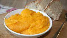 Hummus di zucca, una crema da spalmare dal sapore autunnale
