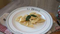 Tortelli di zucca, un piatto tipico della cucina italiana