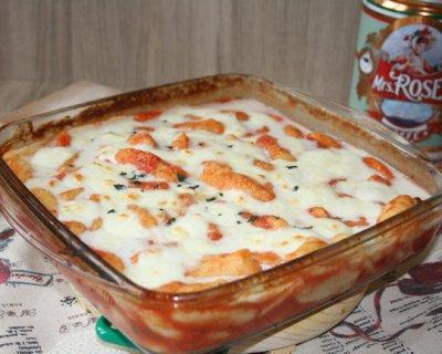 Gnocchi alla sorrentina un goloso primo piatto for Piatto della cucina povera
