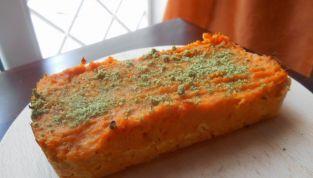 Plum cake di salmone affumicato