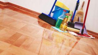 Come pulire il parquet, la corretta manutenzione