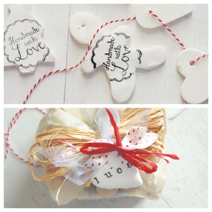 Decorazioni di natale fai da te con pasta di bicarbonato - Decorazioni natalizie legno fai da te ...