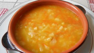 Pasta e patate, un piatto povero ma ricco di gusto
