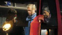 Brad Pitt cambia hairstyle: corto e platino!