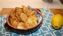 Frittelle di cavolfiore, un piatto vegetariano per la famiglia