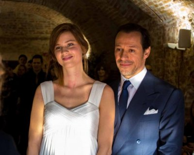Stefano Accorsi e Bianca Vitali hanno detto «sì»