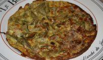 Frittata di carciofi, un secondo vegetariano per tutta la famiglia