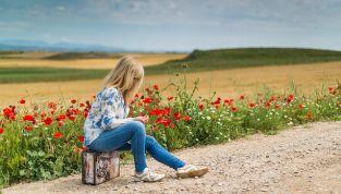 Donne che hanno paura di rimanere sole