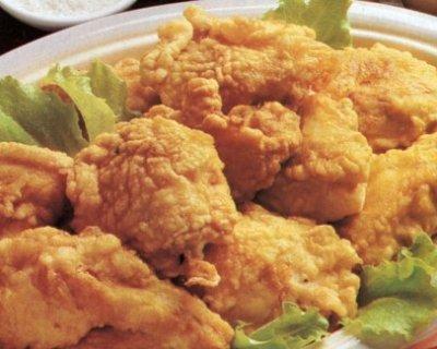Pollo fritto dorato