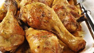 Pollo alle spezie
