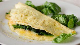 Omelette alla Fiorentina