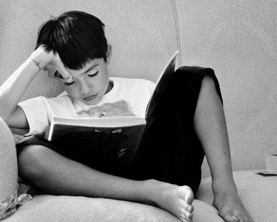 Bambini e lettura