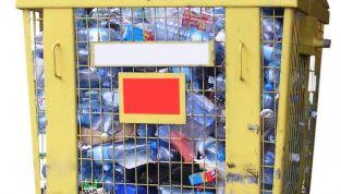 Raccolta differenziata plastica