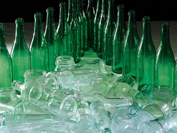 Riciclaggio vetro