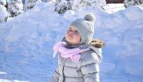 I bambini dovrebbero stare all'aperto anche in inverno