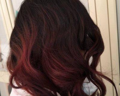 Cherry Bombrè è La Nuova Tendenza Colore Per Il Capelli