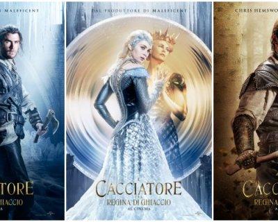Il Cacciatore e la Regina di Ghiaccio: il prequel di Biancaneve arriva al cinema!