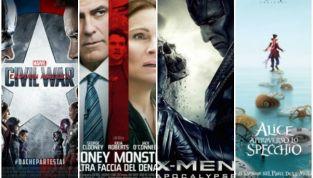 Film in uscita al cinema per maggio 2016