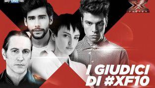 X Factor 10: Fedez, Arisa, Alvaro Soler e Manuel Agnelli saranno i giudici