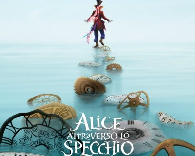 Alice attraverso lo specchio trama trailer recensione e - Alice e lo specchio ...