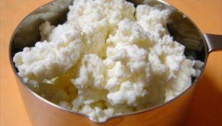 Salsa ai fiocchi di formaggio