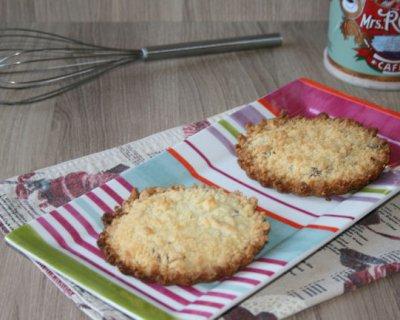 Crostatina di briciole alla nutella