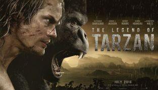 The legend of Tarzan: quando l'uomo ritorna alle sue origini