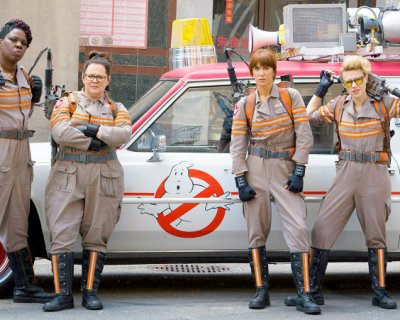 Ghostbusters: la featurette in italiano Slime