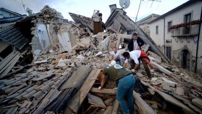 Terremoto del 24 agosto 2016: una scossa di magnitudo 6.0 devasta il Centro Italia
