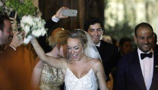"Nel weekend tre matrimoni ""vip""! Sì per Cristel Carrisi, Martina Stella e Tara Gabrieletto"
