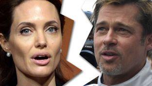 Brad e Angelina: un amore al capolinea!