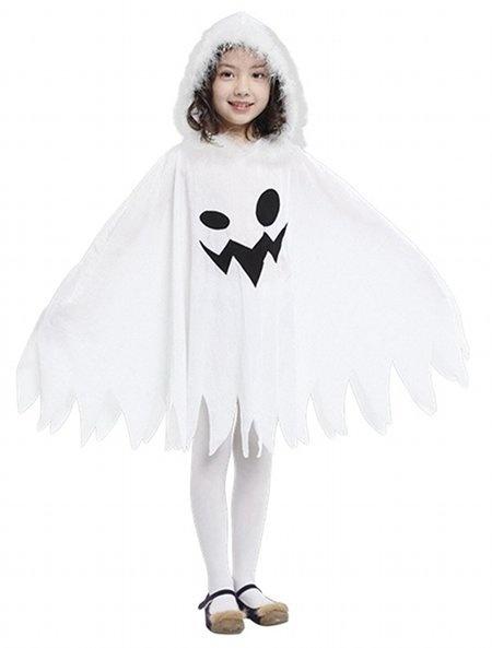 Un altro costume di Halloween per bambine è quello da scheletro. Minimale 2d6aa5450285