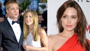 Divorzio Brangelina: la Jolie chiede aiuto alla Aniston