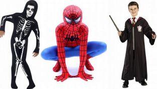 I più bei costumi di Halloween per bambini maschi