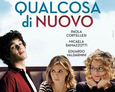 Qualcosa di nuovo, con Paola Cortellesi e Micaela Ramazzotti