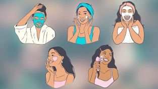 4 maschere viso idratanti fai da te per l'inverno in base al tuo tipo di pelle
