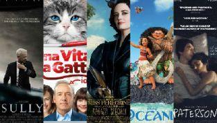 I migliori film in uscita al cinema dicembre 2016