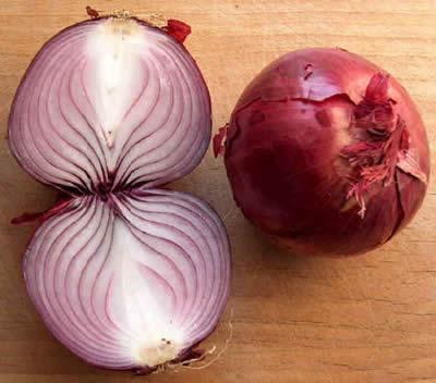 Cipolla per ridurre il rischio di infarto