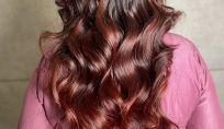 Bold Burgundy, rosso luminoso per i capelli