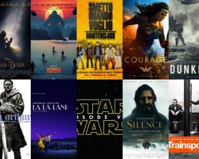I 20 film da vedere nel 2017