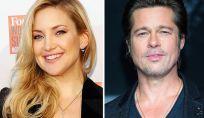 È amore tra Brad Pitt e Kate Hudson
