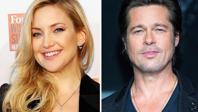 Brad Pitt e Kate Hudson insieme?